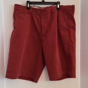 Polo Ralph Lauren Red Shorts